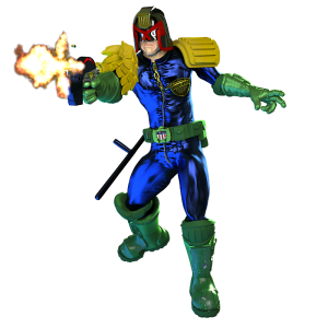 Judge Dredd online game