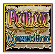 potion Commotion slot scatter